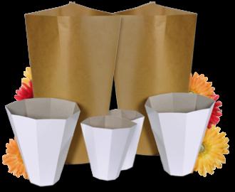Seaside Paper Products Manufacturer Java Jacket
